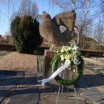 Herdenking Watersnoodramp Nieuwerkerk